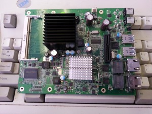 Western Digital Sentinel DX4000 Motherboard