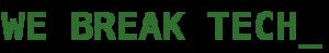 WeBreakTech