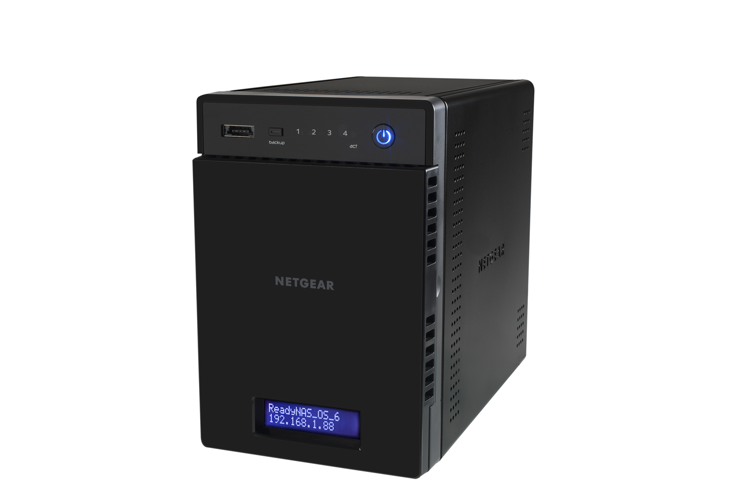 Review: Netgear ReadyNAS 314