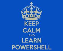Intro to PowerShell 1 – The PowerShell CLI