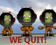 Kerbal Space Program devs jettison their (un)payloads from Squad