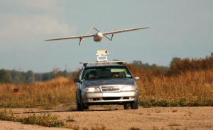 Penguin B UAV