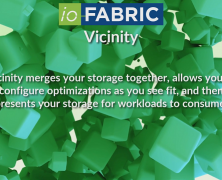 ioFABRIC Vicinity 1.7 Video Review